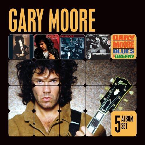 5 Album Set by Gary Moore