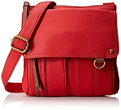 Fossil Morgan Traveler Cross Body Bag