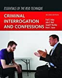 img - for Essentials Of The Reid Technique: Criminal Interrogation and Confessions by Fred E. Inbau (2013-09-18) book / textbook / text book