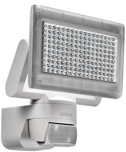 Steinel XLED Home 1 LED Sensor Flood Light, White