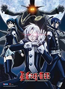 Great Eastern Entertainment D Gray Man Group Wall Scroll, 33 by 44-Inch