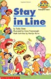 Stay in Line (Hello Math Reader, Level 2, Kindergarten-Grade 2) (0590227130) by Slater, Teddy