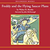 Freddy and the Flying Saucer Plans | [Walter Brooks]