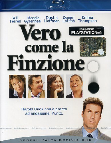 Vero Come La Finzione [Blu-ray] [IT Import]