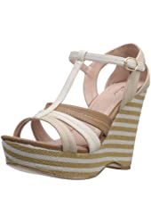 Wanted Shoes Women's Maitai Wedge Sandal