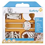 Image of Safety 1st Drawers and Doors Safety Kit - 25 Piece