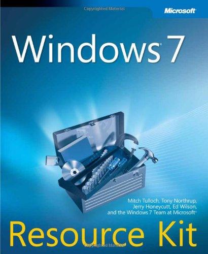Windows® 7 Resource Kit (Windows Nt Resource Kit compare prices)
