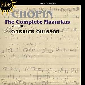 Mazurkas (Intégrale /Vol.1)