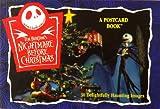 Tim Burton's Nightmare Before Christmas: A Postcard Book (1561383406) by Burton, Tim