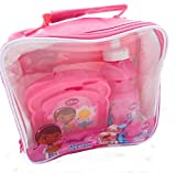 Disney Doc Mcstuffins Children's 3 Piece Lunch Bag Set