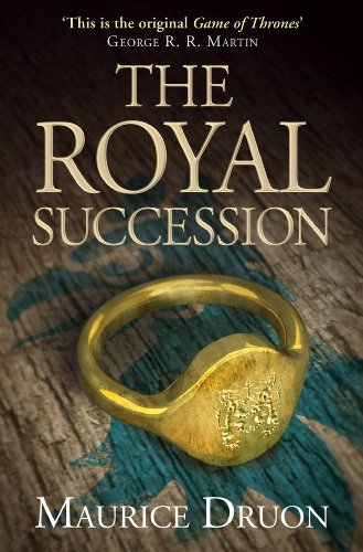 The Royal Succession (Accursed Kings #4)