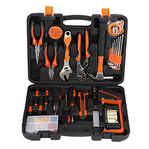 tool-kit-leshp-100pcs-precision-diy-home-household-kits-tool-set-with-combination-pliers-in-box-case