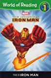 This is Iron Man Level 1 Reader (World of Reading (Disney Early Readers))