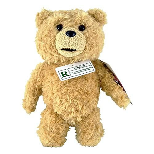 """Ted 8"""" Plush with Sound, R-Rated, 5 Phrases (Explicit Language)"""
