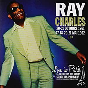Live in Paris 20 & 21/10/1962-17, 18, 20 & 21/05/1962