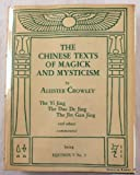 img - for The Chinese Texts of Magick and Mysticism (The Equinox: Volume V, Number 3) book / textbook / text book