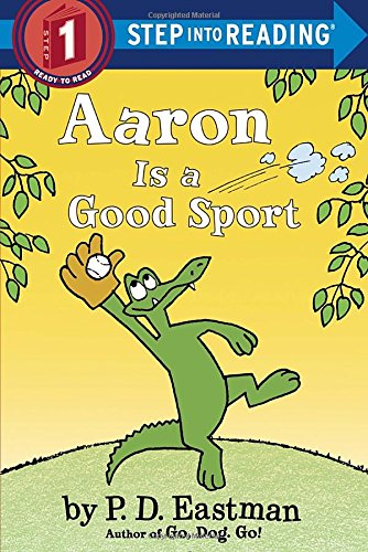Aaron is a Good Sport (Step into Reading) PDF