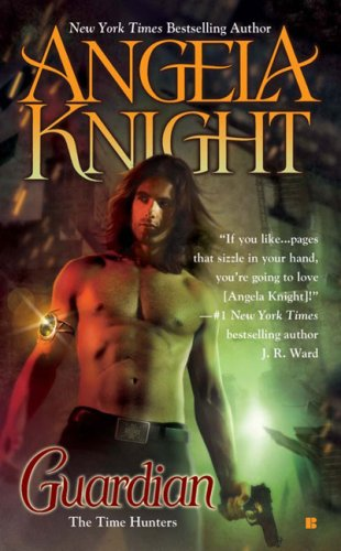 Guardian: The Time Hunters, Angela Knight