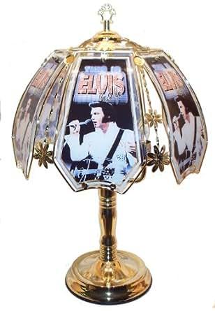 Elvis Brass Touch Lamp #EV6 - Table Lamps - Amazon.com