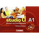 Studio D: Vokabeltaschenbuch A1