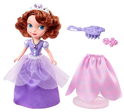 Disney Sofia The First Perfect Princess Curtsy Doll - 1