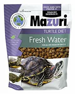... Mazuri Fresh Water Turtle Diet : Aquatic Turtle Food : Pet Supplies