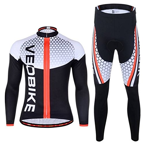 Calli-Unisex-Outdoor-Sports-Fahrrad-Jersey-Suit-Radfahren-Fahrrad-Sportbekleidung-Reitbekleidung