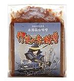TVアニメ戦国BASARAラベル 伊達の赤味噌