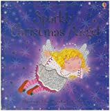 Fiona Watt Sparkly Christmas Angel (Usborne Sparkly Touchy-feely)
