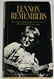 Lennon Remembers: The Rolling Stone Interviews (0445081910) by Wenner, Jan