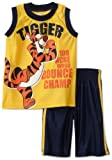 Disney Toddler Boys 2 Piece Tigger Short Set