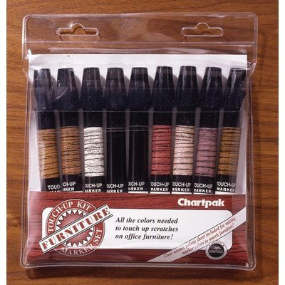 furniture-touch-up-markers-pack-of-9-by-chartpak