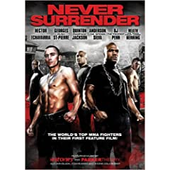 "ENTER TO WIN A COPY OF ""NEVER SURRENDER"" 5"