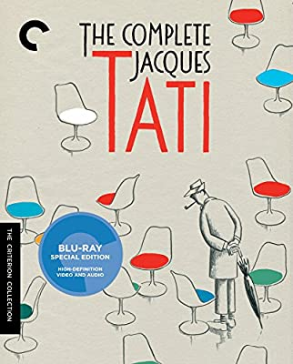 The Complete Jacques Tati [Blu-ray]