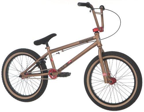 Mongoose Boy's Scan R70 Freestyle Bike,  20-Inch, Tan