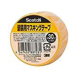 3M スコッチ 塗装用マスキングテープ 30mm×18m M40J-30