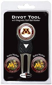 Buy NCAA Minnesota Golden Gophers 3 Marker Signature Golf Divot Tool Pack by Team Golf