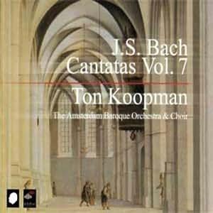Cantatas Vol. 7