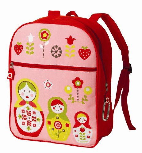 SugarBooger Zippie BackPack Matryoshka Doll