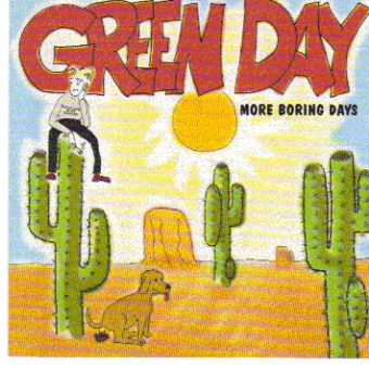 Green Day - More Boring Days - Zortam Music