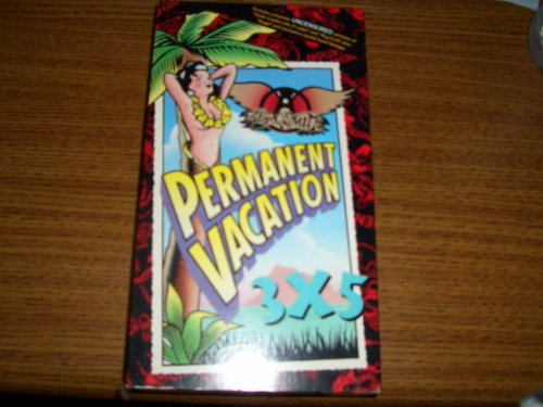 Aerosmith-3x5 Video Permanent Vacation [VHS]
