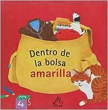 DENTRO DE LA BOLSA AMARILLA: YU YEONG-SO: 9786071115300: Amazon.com