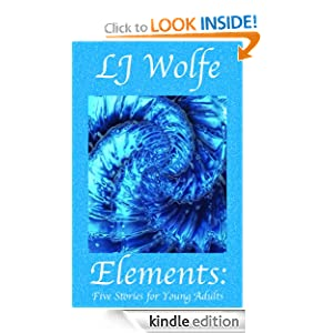 Elements: 5 Stories for Young Adults – collection
