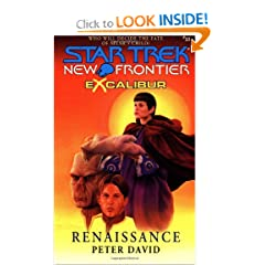 Renaissance (Star Trek New Frontier: Excalibur, Book 10) by Peter David