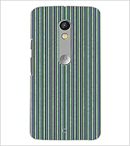 PrintDhaba Pattern D-5185 Back Case Cover for MOTOROLA MOTO X PLAY (Multi-Coloured)