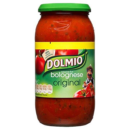 Dolmio Sauce bolognaise pour origine 500g (pack de 6 x 500g)