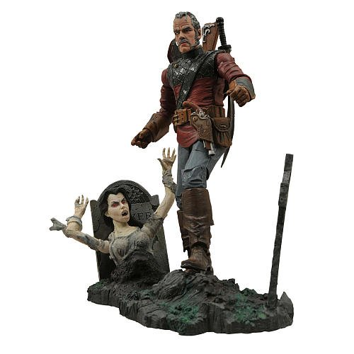 Universal Monsters Select Van Helsing Action Figure