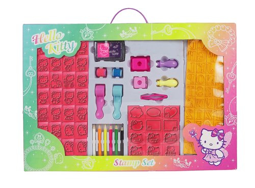 Deluxe Fairy Hello Kitty Stamper Set
