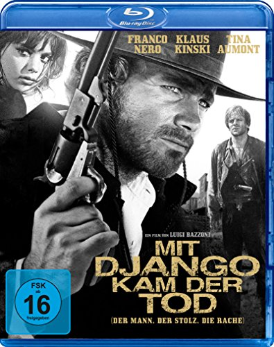 Mit Django kam der Tod [Blu-ray]
