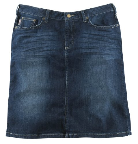 Carhartt Women's Original Fit Denim Skirt